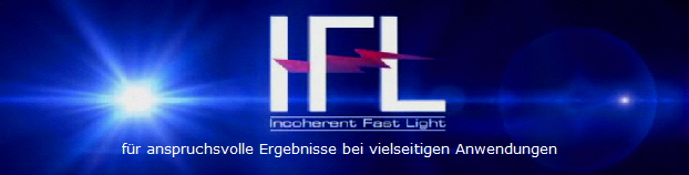 IFL - Incoherent Fast Light